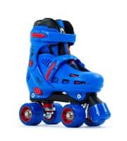 SFR Storm IV Adjustable Quad Skates